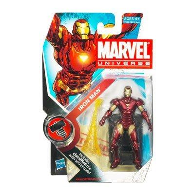 Marvel Universe 3 3/4 Inch Series 2 Action Figure Iron Man