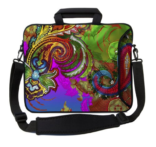 designer-sleeves-13-inch-paisley-blush-executive-laptop-case-rainbow-13es-paisbl