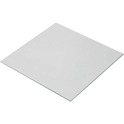 Wisamic Lecho térmico de vidrio borosilicato transparente ...