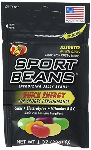 Jelly Belly Assorted Sport Beans  - 6 pack