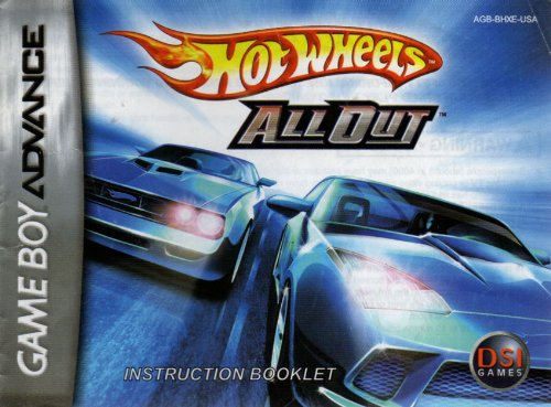 gameboy advance hot wheels - 8