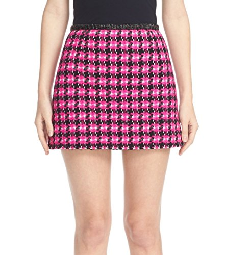 Marc Jacobs Women Skirts - Marc Jacobs Women's Vinyl Skirt, Pink, 0