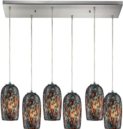 Collage Pendant Light in US - 3