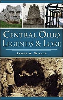 Book Central Ohio Legends & Lore
