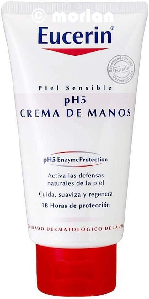 Eucerin PH5 Skin-Protection Crema De Manos Piel Sensible, 75ml
