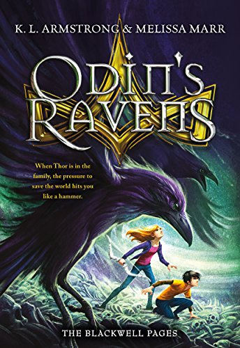 Odin's Ravens (The Blackwell Pages Book ()