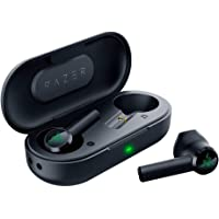 Razer Hammerhead True Wireless Bluetooth Earbuds: Low-Latency - Water Resistant - Bluetooth 5.0 Auto Pairing - Classic…