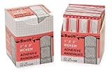 North by Honeywell 016459 Adhesive Bandages, 3'' x 1'', Fabric