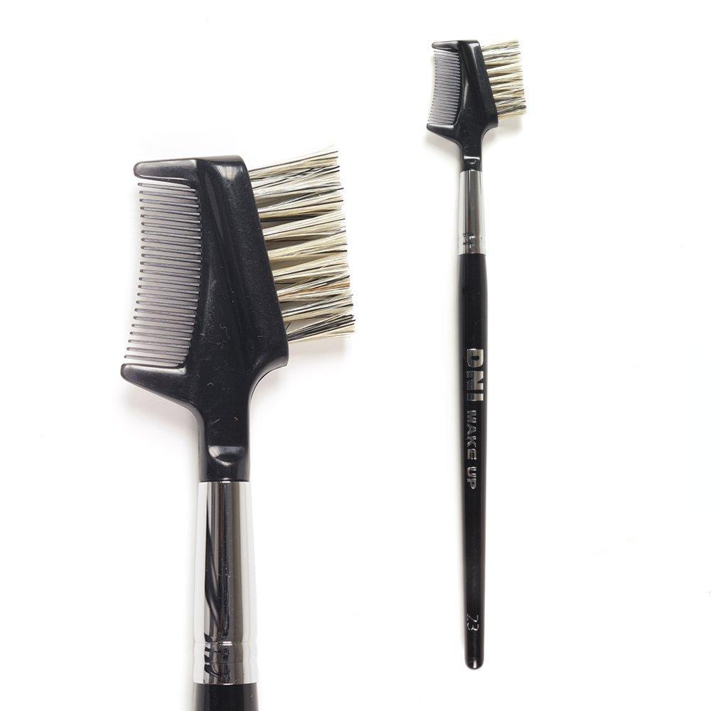 Pincel cepillo, peine cejas · nº 23, DNI MAKE UP