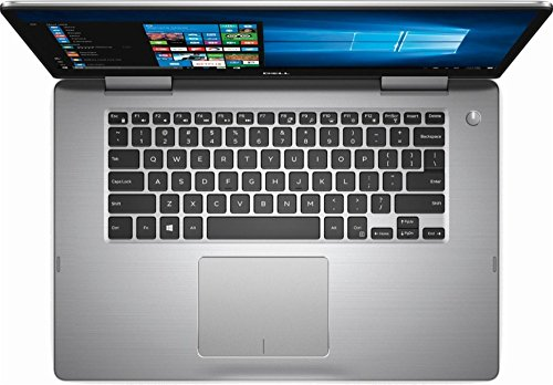 2018 Dell Inspiron 7000 2-in-1 Flagship High Performance 15.6 inch Full HD Touchscreen Laptop | Intel Core i5-8250U Quad-Core | 8GB DDR4 | 2TB HDD | Backlit Keyboard | MaxxAudio Pro | Windows 10 Home