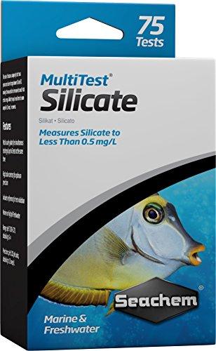 UPC 000116097604, Seachem MultiTest Silicate Test Kit,75 Tests