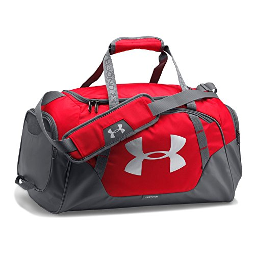 Under Armour Undeniable Duffle 3.0 Gym Bag, Red -