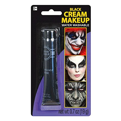 Black Cream - Makeup Costume -