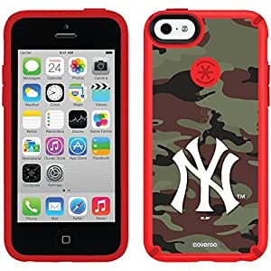 Speck iphone 4s Pink CandyShell Case with New York Yankees Camo Design by fashion case