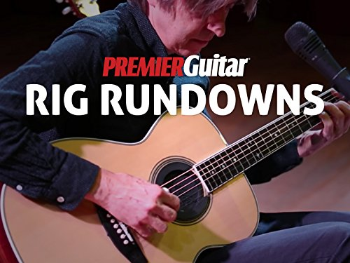 Premier Guitar Rig Rundown: Eric Johnson
