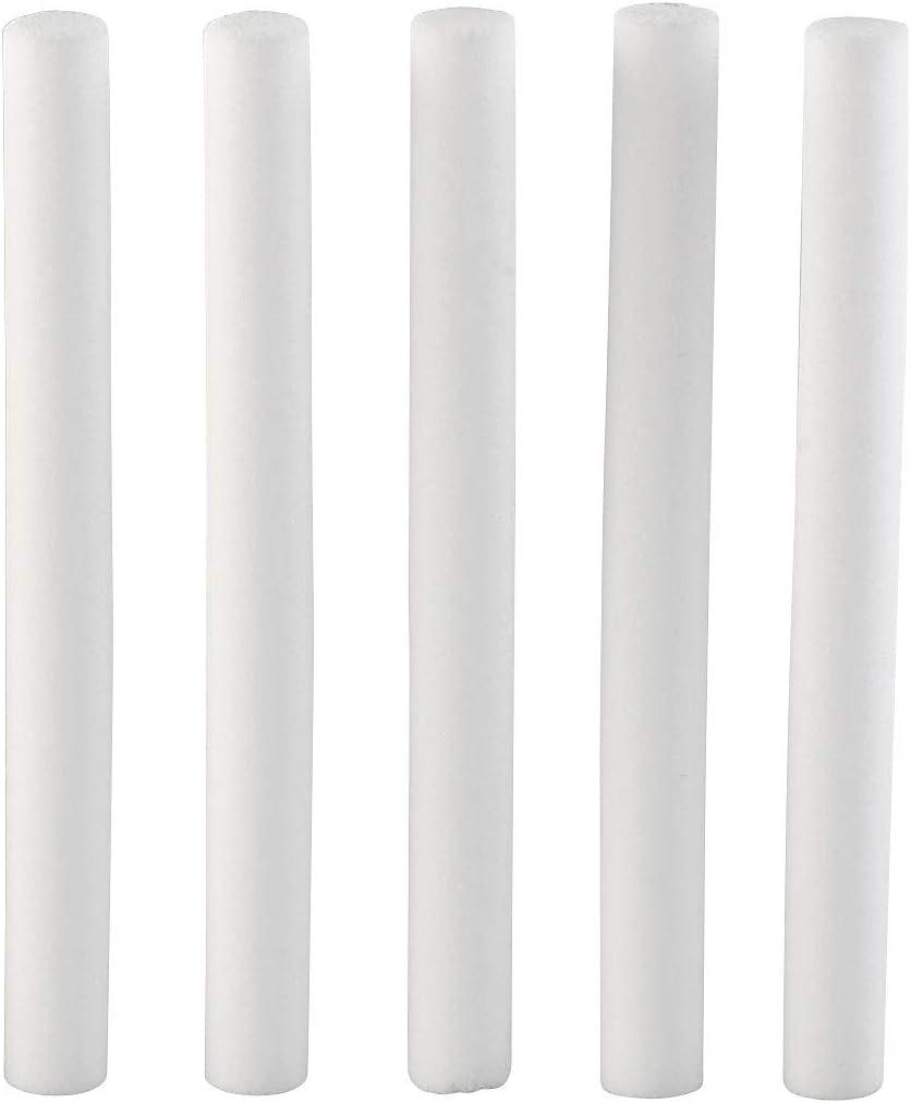 5er-Set Duft-SticksCologne f/ür Kfz-Design-Lufterfrischer Car-Scent Lescars Zubeh/ör zu Auto-Erfrischer 150 Tage