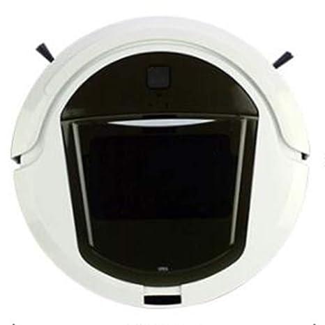 L&J Robot Aspirador,Automática Aspirador,Aspiradora Inteligente,Succión Fuerte,Filtro HEPA,