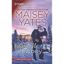 Claim Me, Cowboy (Copper Ridge)
