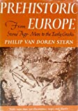 img - for Prehistoric Europe : From Stone Age Man to the Early Greeks book / textbook / text book