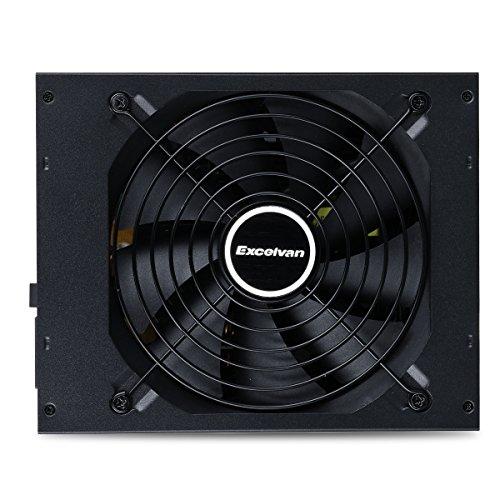 Excelvan ATX Computer Power Supply Desktop PC for Intel AMD PC SATA US (800W) by Excelvan (Image #8)