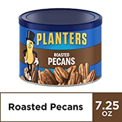 Planters Roasted Pecans, 7.25 oz Caniste...