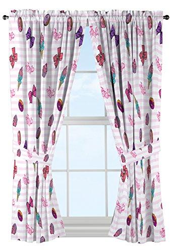 10 best jojo curtains for bedroom for 2019