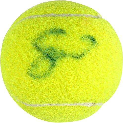 Serena Williams Autographed US Open Logo Tennis Ball - Fanatics Authentic Certified - Autographed Tennis Balls (Ball Authentic)