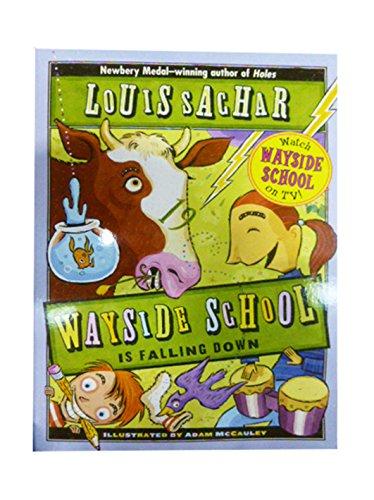 Amazon Wayside School Is Falling Down 9780380754847 Louis