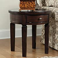 Signature Design by Ashley Holloway Round End Table
