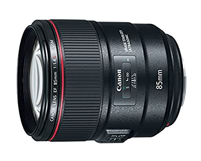 Canon EF 85mm f/1.4L IS USM - DSLR Lens by Canon