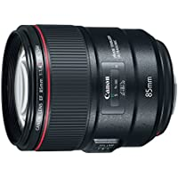 Canon EF 85mm f/1.4L IS USM - DSLR Lens with IS Capability
