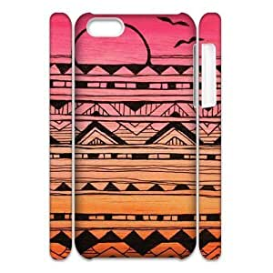 linJUN FENGCool Painting Aztec Tribal Pattern Custom 3D Cover Case for iphone 6 4.7 inch,diy phone case case537992