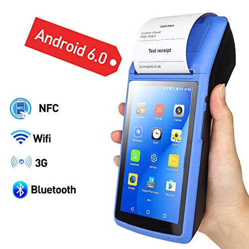 TQ Dispositivo WiFi Terminal portátil Android POS PDA Bluetooth de ...