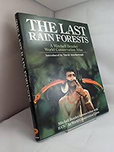 Hardcover The Last Rain Forests Book