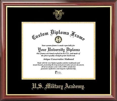 Amazon.com : United States Military Academy Black Knights - Embossed ...