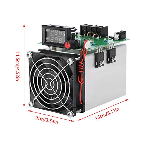 12V 250W Electronic Load 0-20A Discharge Board Burn-in Module, suitable for assembly of power adapter fully-automatic burn-in cabinet.