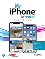 My iPhone for Seniors, 6th Edition Front Cover