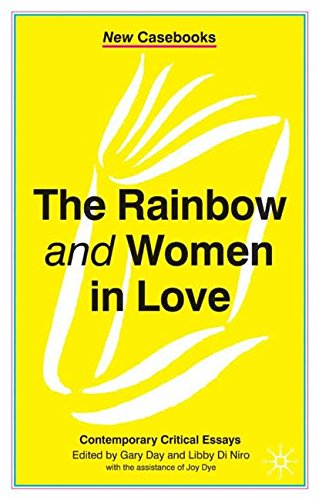 The Rainbow and Women in Love (New Casebooks) pdf