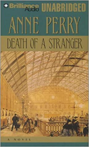 Book By Anne Perry Death of a Stranger (William Monk Series) (Unabridged) [Audio Cassette]