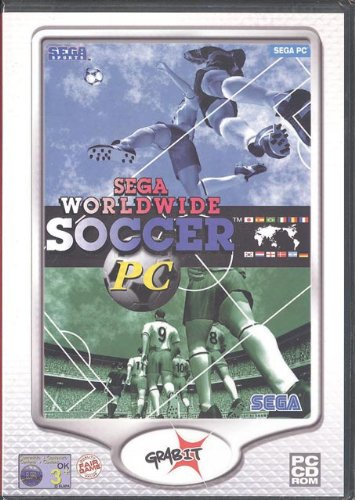 Pc-Cd Rom - Sega Worldwide Soccer Pc - [CD] (Pc Football)