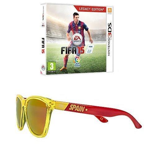 FIFA 15 + Hawkers SPAIN - Gafas de sol: Amazon.es: Videojuegos