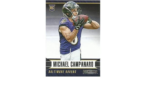 Amazon.com  2014 Rookies and Stars Rookies  172 Michael Campanaro NM-MT RC  Rookie Ravens  Collectibles   Fine Art b09de7d49