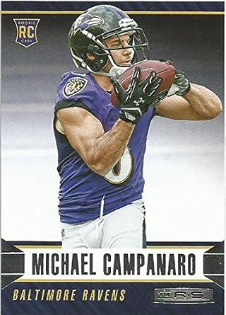 2014 Rookies and Stars Rookies  172 Michael Campanaro NM-MT RC Rookie Ravens 0f0c0c1c2
