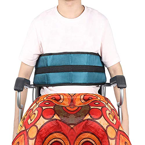 QEES Adjustable Wheelchair Safety Belt Soft Cushion for sale  Delivered anywhere in USA