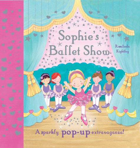 Sophie's Ballet Show: A Sparkly Pop-up Extravaganza!