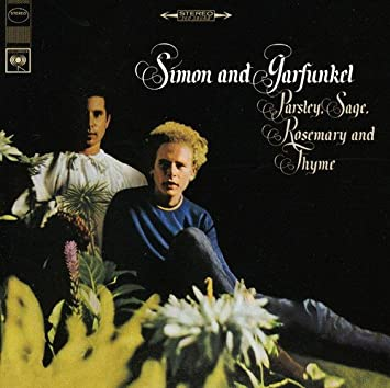 Simon & Garfunkel cover - Parsley, Sage, Rosemary and Thyme