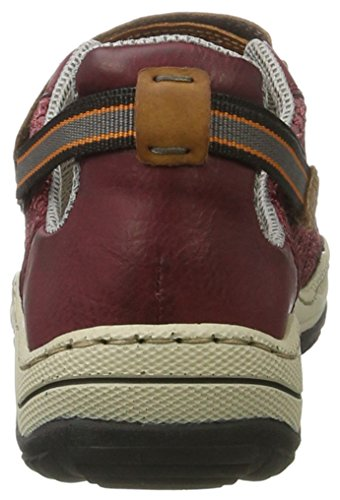 cayenne Sneakers L0578 35 Basses Rieker wine Femme Rouge scala Avxx0wq