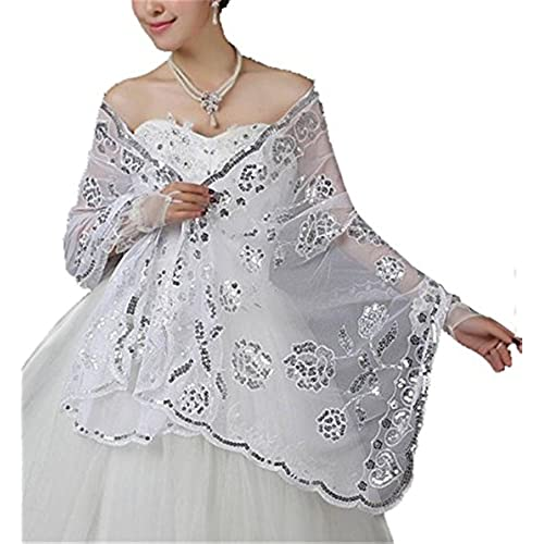 Wedding Dresses for Evening Shawls