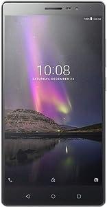 """Lenovo Phab 2 Pro 64GB 6.4"""" 4G LTE Unlocked,Gunmetal Gray(Renewed)"""