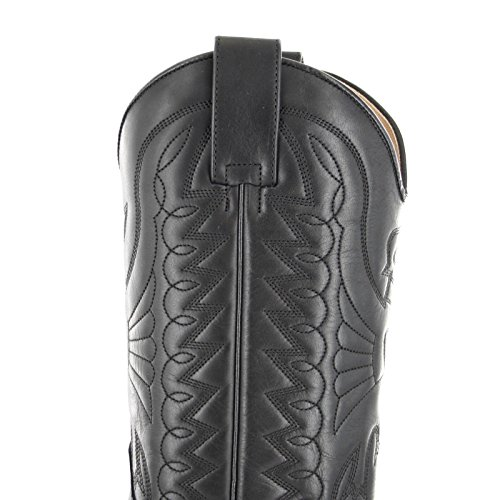 adulte bottines Noir Mayura mixte 1920 Boots Bottes et cowboy WqxTTz0OwR
